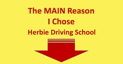 The main reason i chose drive school of motoring